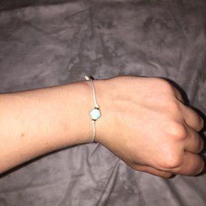 Bead String Bracelet